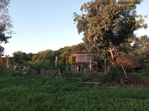 Chácara com 2 dormitórios à venda, 10000 m² por R$ 750.000,00 - Loteamento Porto Dourado - - Foto 10