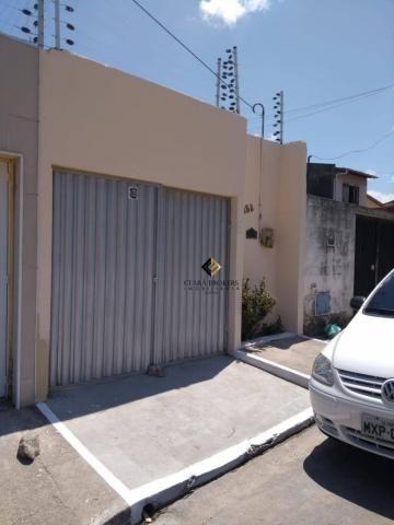 Casa com 3 dormitórios à venda, 102 m² por R$ 150.000,00 - Cágado - Maracanaú/CE - Foto 2