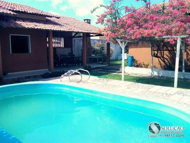 Casa para alugar, 1 m² por R$ 1.500,00/dia - Farol Velho - Salinópolis/PA