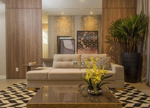 Apartamento com 3 dormitórios à venda, 90 m² por R$ 680.000 - Guararapes - Fortaleza/CE - Foto 8