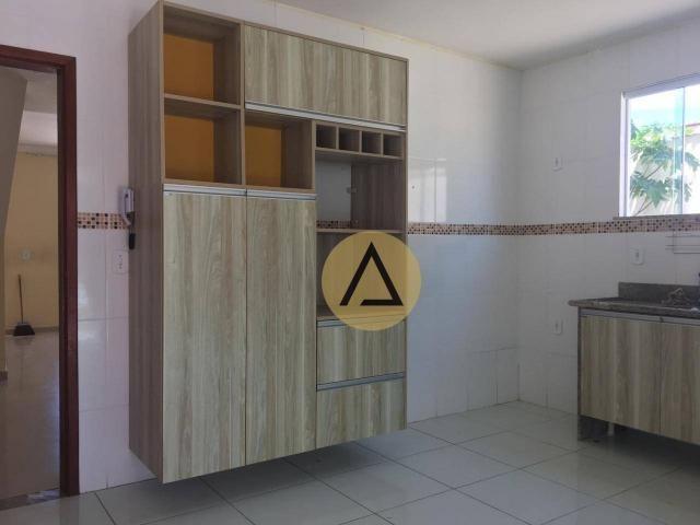 Atlântica Imóveis tem maravilhosa casa para venda no bairro Village em Rio das Ostras/RJ - Foto 17
