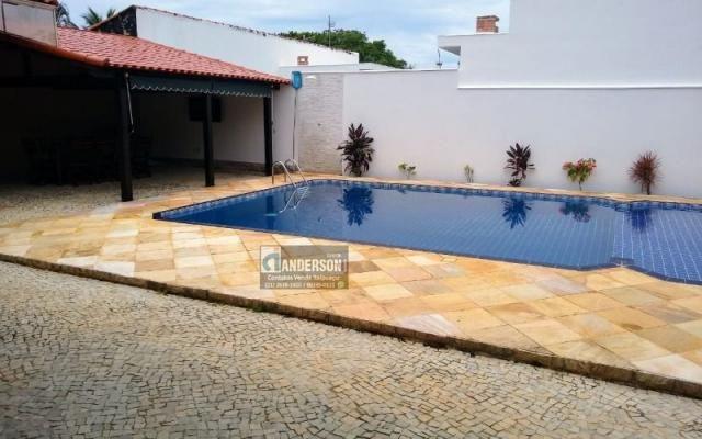 Magnifica Casa Duplex c/ 3 Qts, Suíte, Piscina Maravilhosa, Prox. Centro do Barroco. - Foto 11