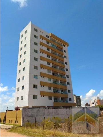 Apartamento com 3 dormitórios à venda, 112 m² por R$ 470.000,00 - Bessa - João Pessoa/PB
