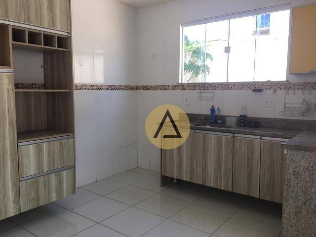 Atlântica Imóveis tem maravilhosa casa para venda no bairro Village em Rio das Ostras/RJ - Foto 13