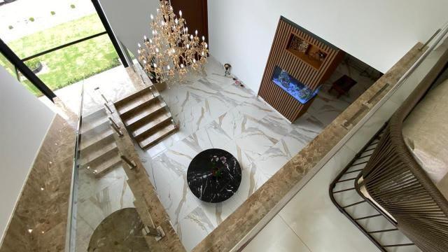 Sobrado em Condomínio para Venda em Goiânia, Residencial Goiânia Golfe Clube, 5 dormitório - Foto 6