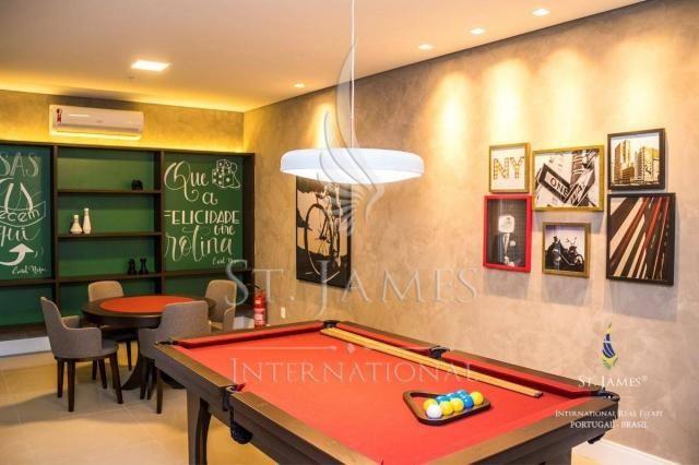 Apartamento com 3 dormitórios à venda, 100 m² por R$ 836.077,74 - De Lourdes - Fortaleza/C - Foto 8