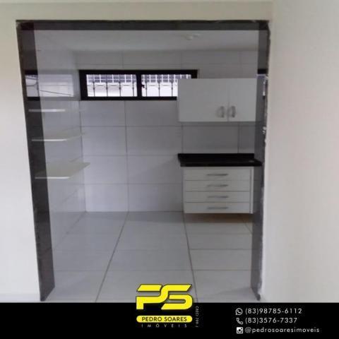 Apartamento com 3 dormitórios à venda, 85 m² por R$ 220.000 - Jardim Cidade Universitária  - Foto 14