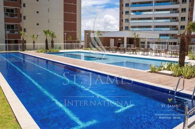 Apartamento com 3 dormitórios à venda, 100 m² por R$ 836.077,74 - De Lourdes - Fortaleza/C