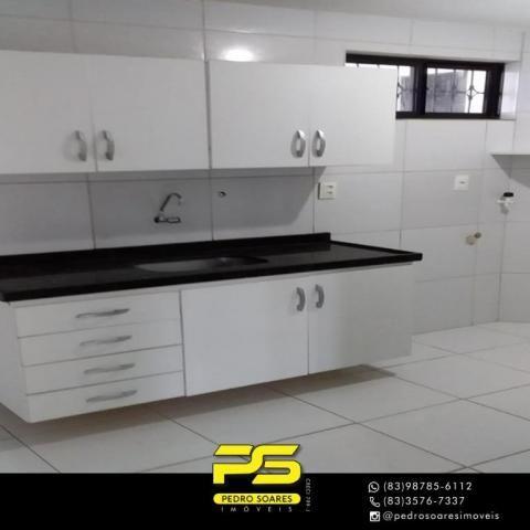 Apartamento com 3 dormitórios à venda, 85 m² por R$ 220.000 - Jardim Cidade Universitária  - Foto 10