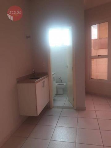 Sala para alugar, 30 m² por r$ 1.000/mês - jardim califórnia - ribeirão preto/sp - Foto 14