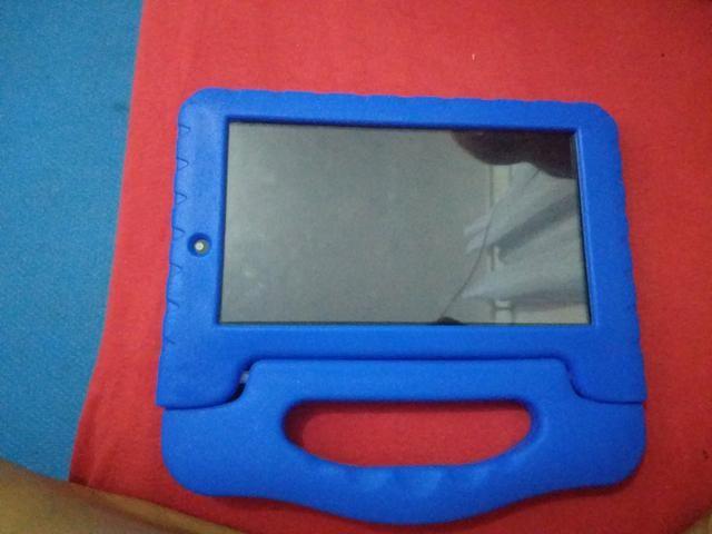 Tablet com capa original