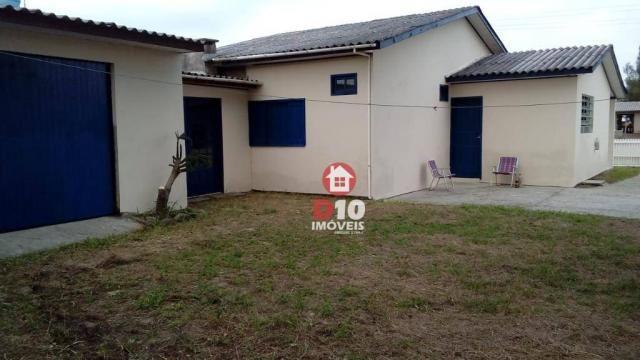 Casa com 3 dormitórios à venda, 85 m² por R$ 160.000,00 - Zona Nova Norte - Balneário Arro - Foto 4