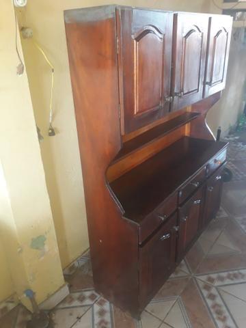 Vendo armário 400 reais de madeira maciça - Foto 4