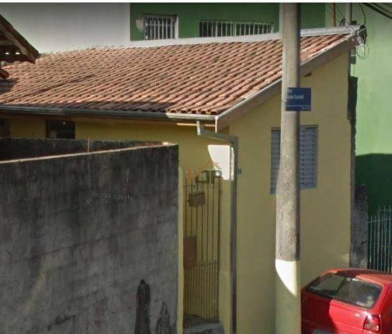 Casa com 1 dormitório à venda por R$ 83.304,92 - Vila Monte Alegre - São José dos Campos/S - Foto 2