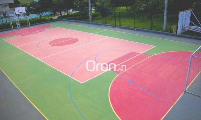 Terreno à venda, 653 m² por R$ 760.000,00 - Jardins Milão - Goiânia/GO - Foto 15