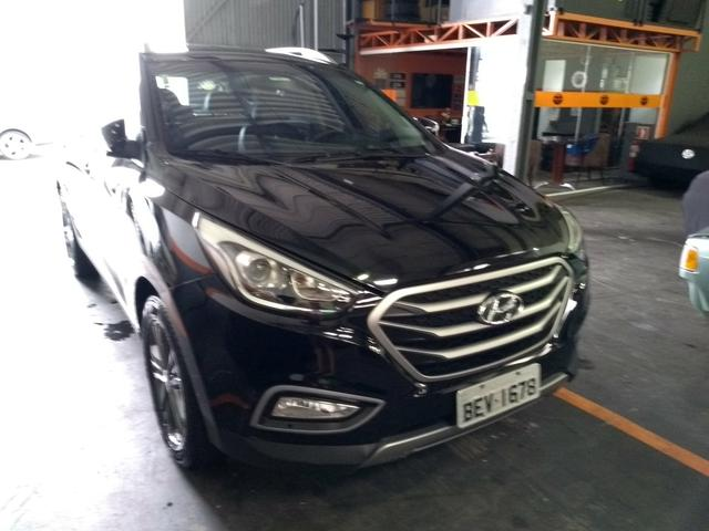 Hyundai IX 35 Gl 2.0 16v 2WD Flex Aut. 2018 - Foto 2