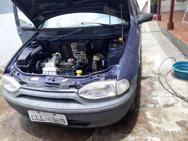 Motor de palio 1,0 ano 98 8v peças do 4 portas - Foto 2
