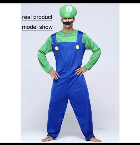 Fantasia do Luigi