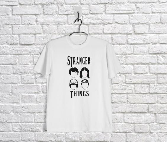 Camisa Stranger Things - Foto 4