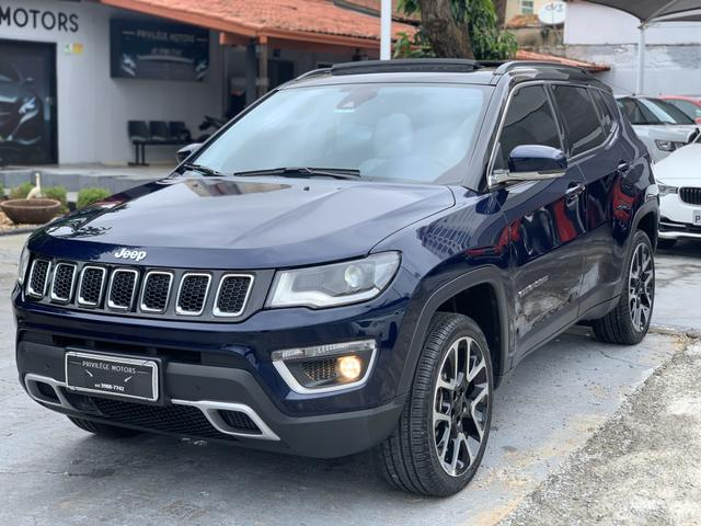 Jeep Compass limited diesel 2018/2019 - Foto 3