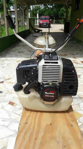 Roçadeira a gasolina - Foto 2