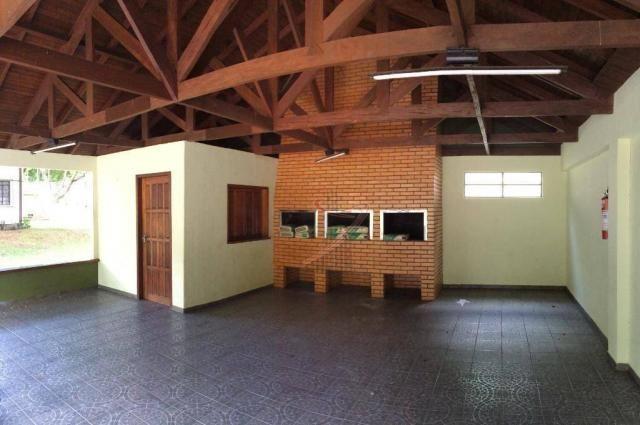 Apartamento com 3 dormitórios para alugar, 53 m² por R$ 900/mês - Jardim Alice I - Foz do  - Foto 17