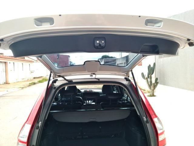 Honda CRV exl 2.0 4x4 impecável !! Mais top da categoria. Couro + teto solar - Foto 5