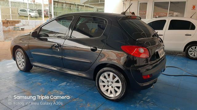 Peugeot 207 1.6 XS Flex Automático 2009/2010 - Foto 15