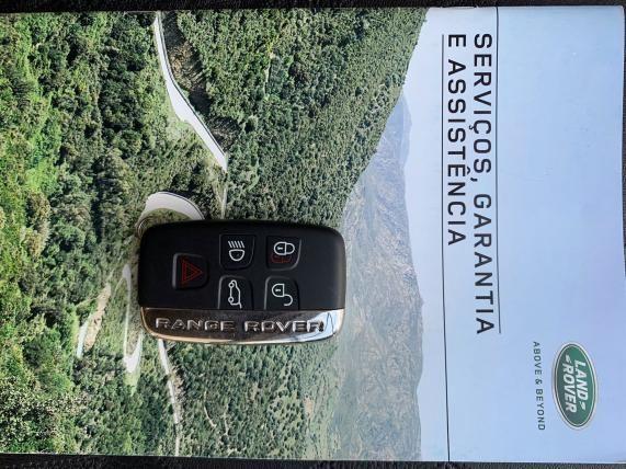 RANGE ROVER EVOQUE 2017/2017 2.0 SE DYNAMIC 4WD 16V GASOLINA 4P AUTOMÁTICO - Foto 8