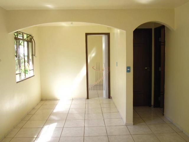 Apartamento com 3 dormitórios para alugar, 53 m² por R$ 900/mês - Jardim Alice I - Foz do  - Foto 5