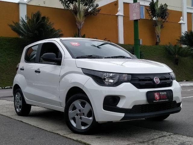 GX! Fiat Mobi Like 1.0 2015