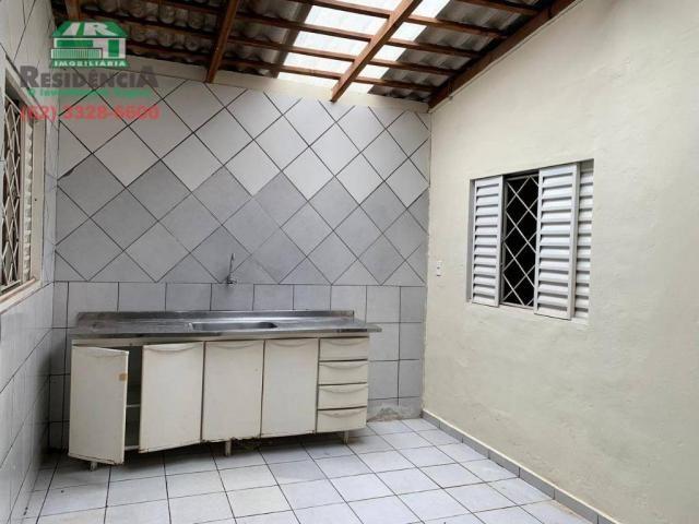 Casa com 2 dormitórios para alugar, 68 m² por R$ 450/mês - Vila Góis - Anápolis/GO - Foto 11