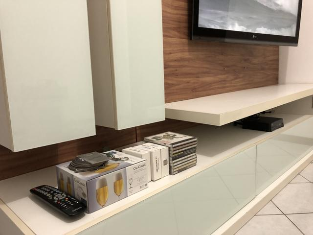 Painel Home Theater TV em MDF - Foto 6