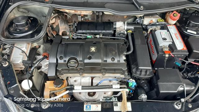 Peugeot 207 1.6 XS Flex Automático 2009/2010 - Foto 16