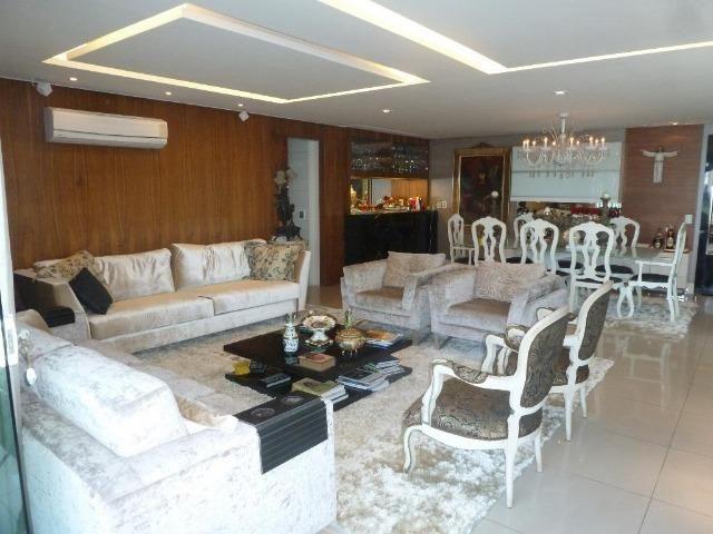 Apartamento de Alto Padrão No Guararapes, 314m² e 100% Nascente! - Foto 7