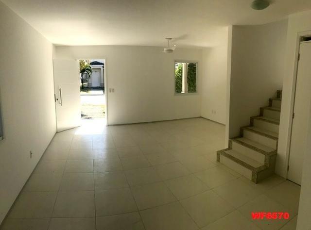 CA1743 Vendo ou Alugo, casa e condomínio no Eusébio, 3 quartos, 3 vagas, lazer - Foto 4