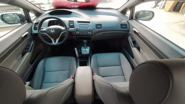 Honda Civic 1.8 LXL AUTOMÁTICO FLEX 4P 4P - Foto 6
