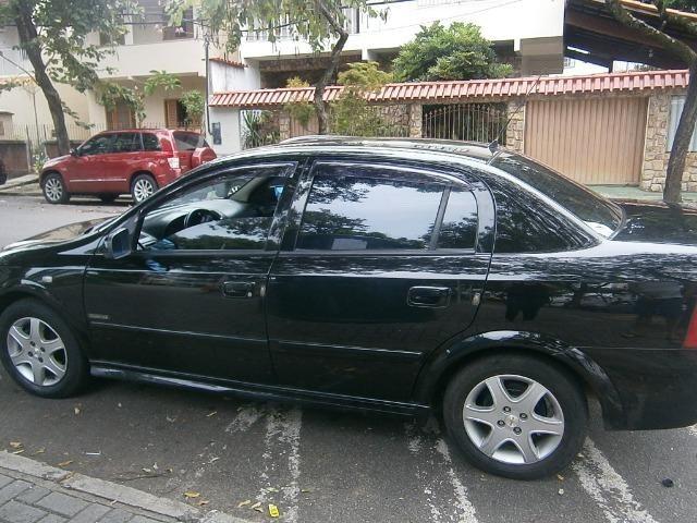 Astra Sedã Completo - Flex - 2007/8