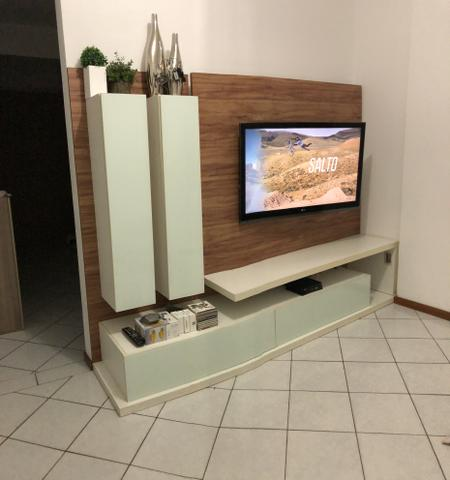 Painel Home Theater TV em MDF - Foto 2