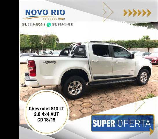 Chevrolet S10 LT 2.8 4x4 AT CD - Foto 6