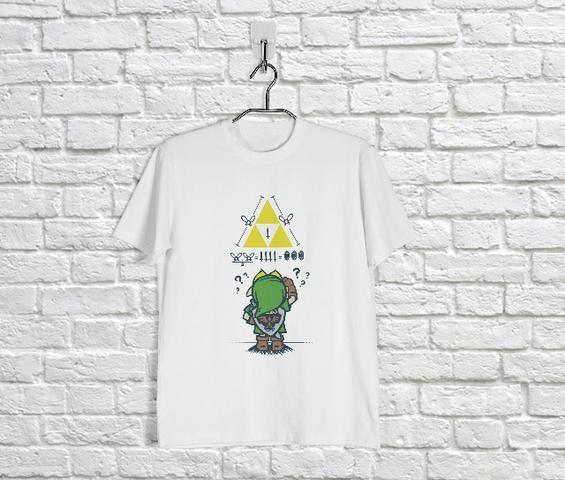 Camisa Zelda -Link - Foto 5