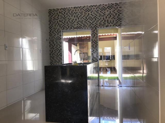 Casa à venda com 3 dormitórios em Jardim fonte nova, Goiânia cod:266 - Foto 4
