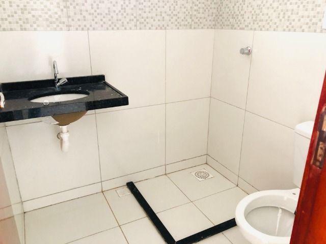 JP linda casa com 2 quartos 2 banheiros otimo acabamento com doc. gratis - Foto 12