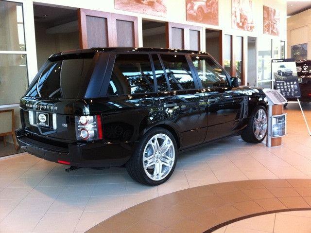 Sucata Range Rover Vogue Para Vendas de Peças - Foto 11