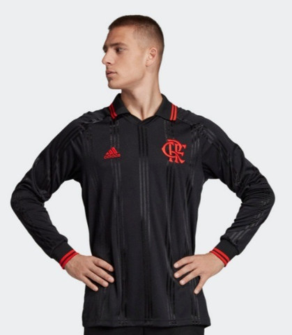 Camisa CR Flamengo Icon XXL - Foto 4