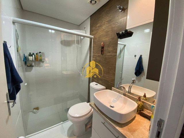 Apartamento com 3 suítes localizado no Balneário do Estreito, em Florianópolis - Foto 16