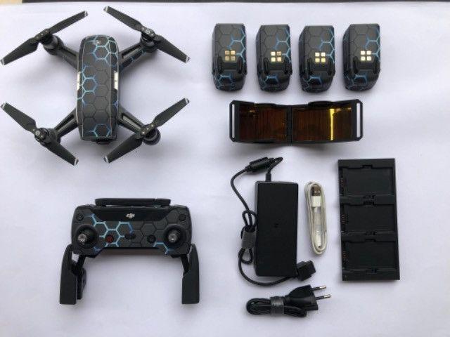 Vendo Drone Dji Spark Combo more Fly