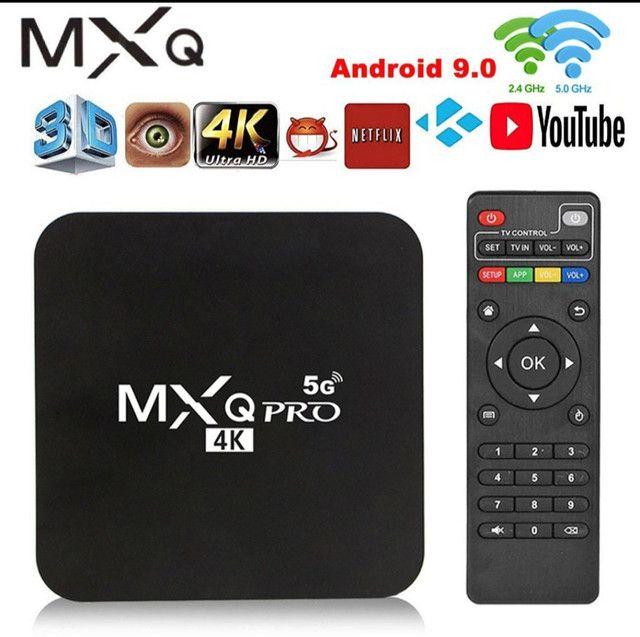 Tv box 64 GB Promoção!!!!!!