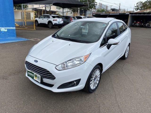 New Fiesta Sedan Titanium 1.6 AT 2014/2014