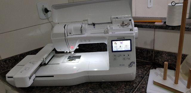 Máquina borda brodher modelo 1430 - Foto 3